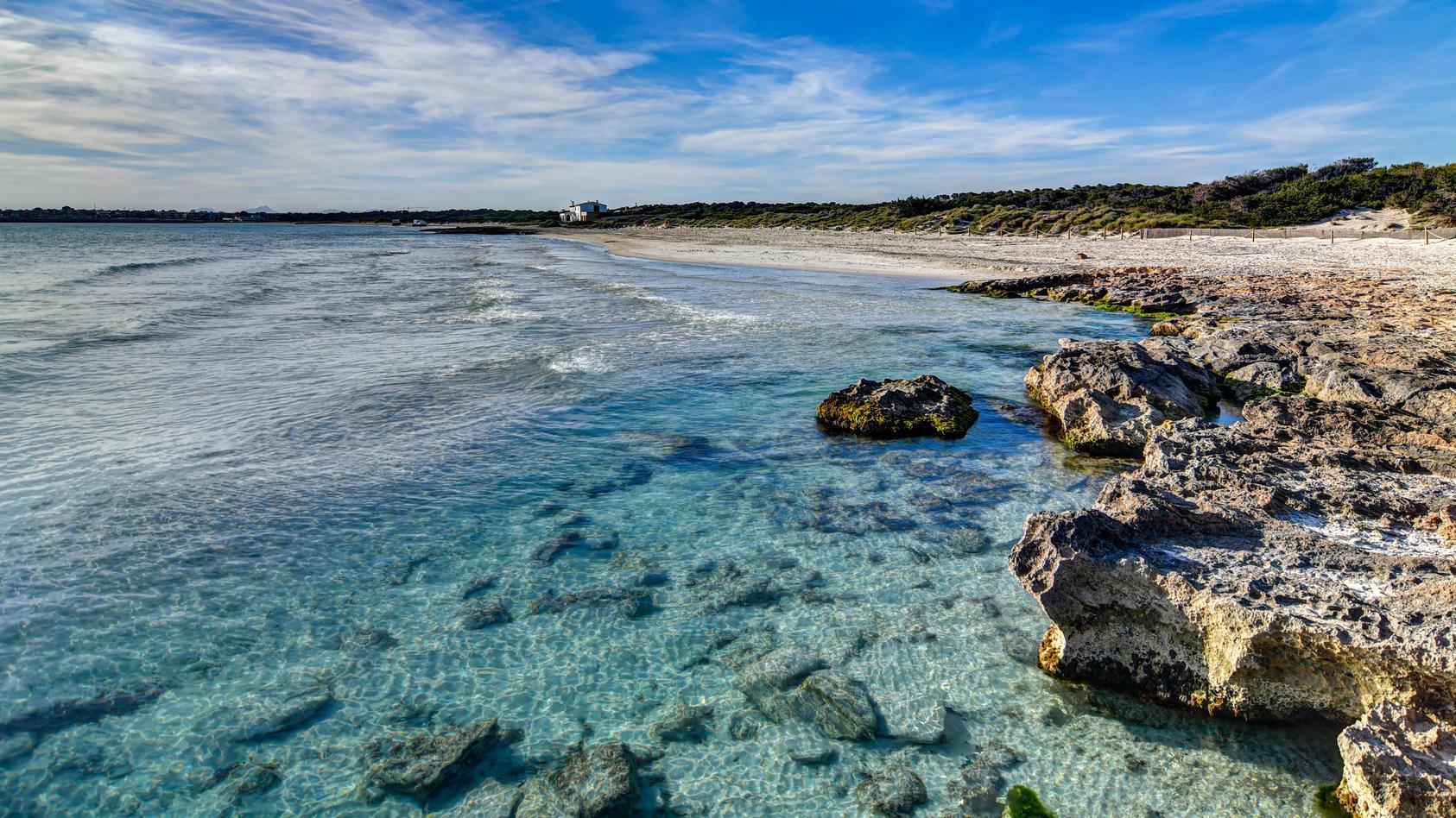 Mallorca ohne Urlauber