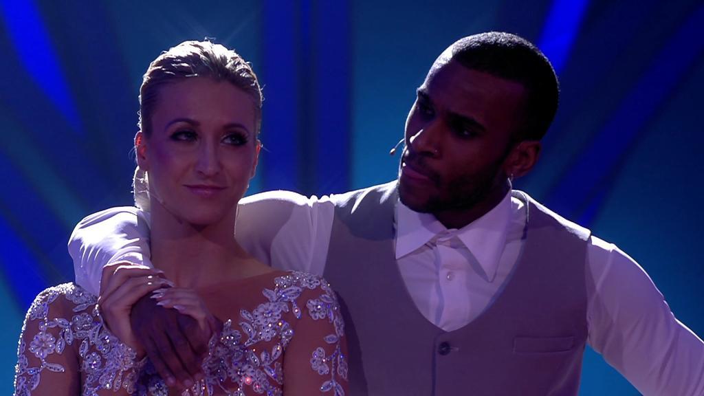 Let's Dance 2020: Tijan Njie und Kathrin Menzinger scheiden im Halbfinale aus