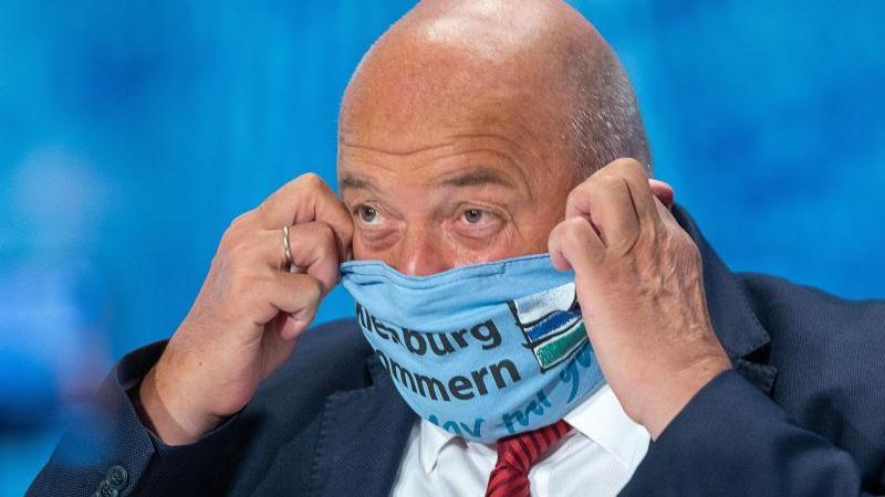 Harry Glawe (CDU), der Wirtschafts- und Gesundheitsminister von Mecklenburg-Vorpommern. Foto: Jens Büttner/dpa-Zentralbild/dpa