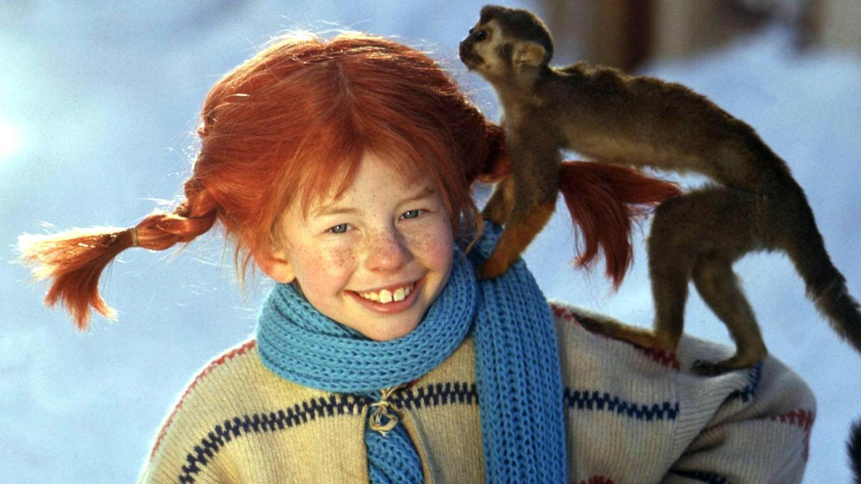 Pippi Langstrumpf hat auch als Film-Heldin Millionen von Kindern begeistert
