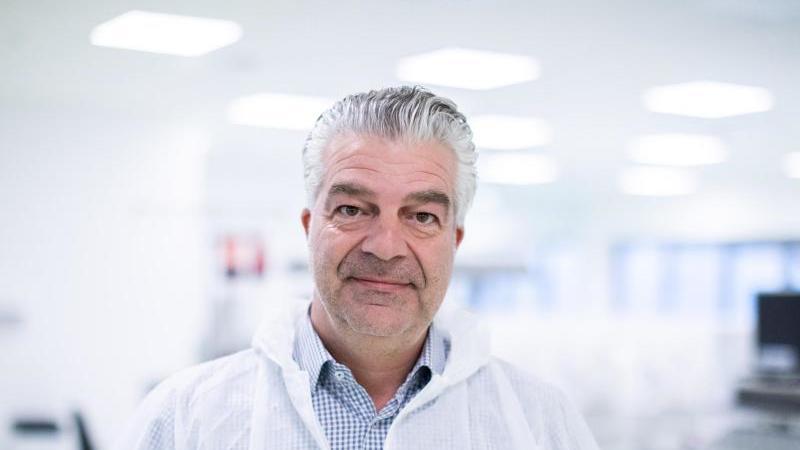 Stephan David Küpper, Leiter DRK Blutspendedienst West