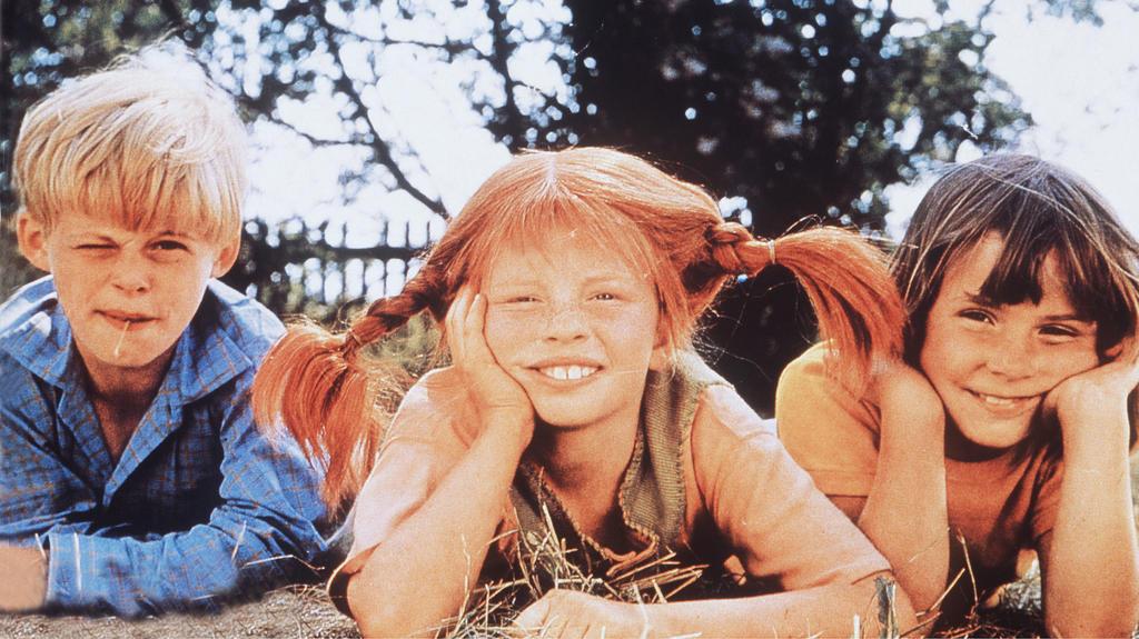 Pippi Langstrumpf und Freunde