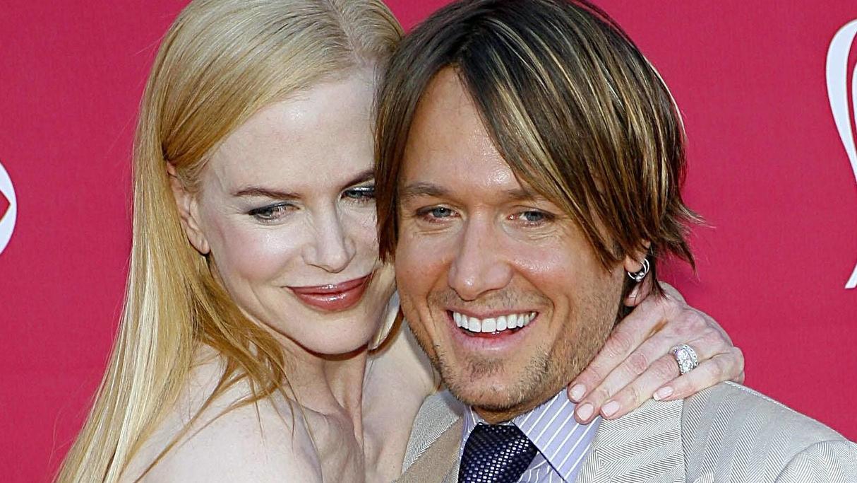 Keith Urban braucht die Hilfe seiner Frau Nicole Kidman.