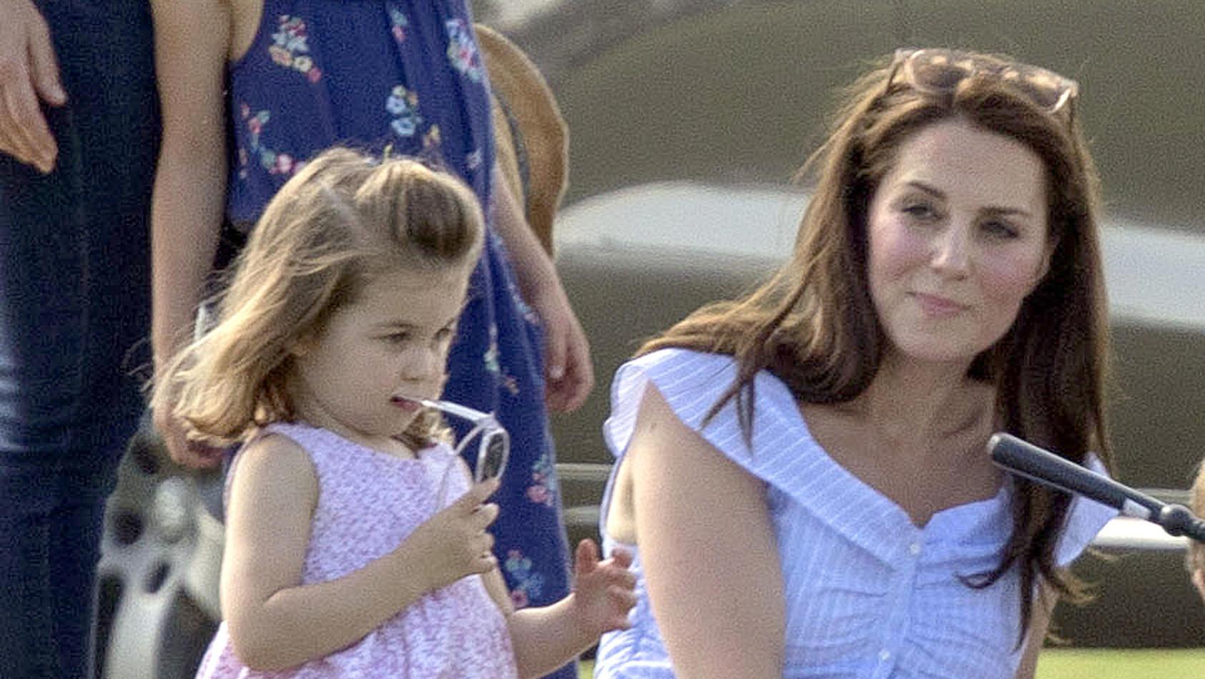 Kate nennt ihre Tochter gerne Lottie