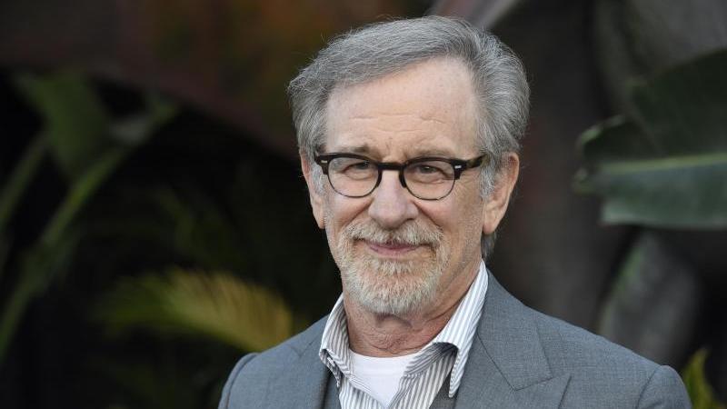 """""""Ich bin begeistert, Teil dieses Musicals und seines Wegs zum Broadway zu sein"""", sagt Spielberg. Foto: Chris Pizzello/Invision/AP/dpa"""