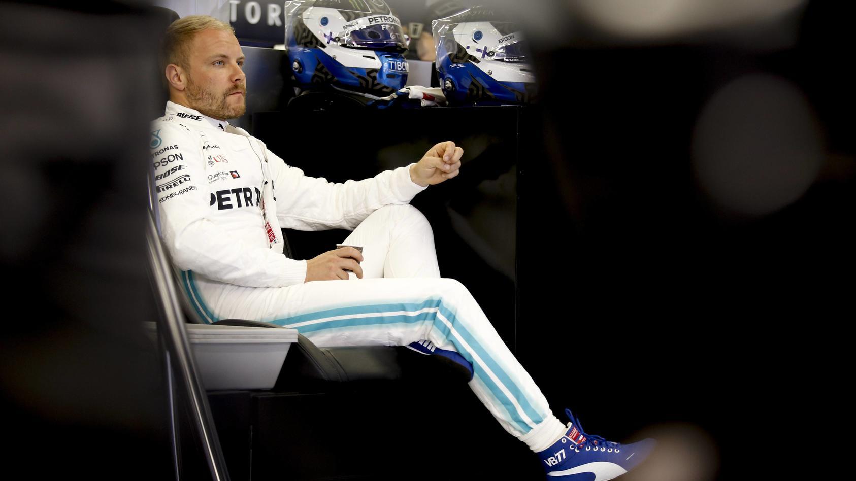 Motorsports: FIA Formula One World Championship, WM, Weltmeisterschaft 2019, Grand Prix of Austria, 77 Valtteri Bottas