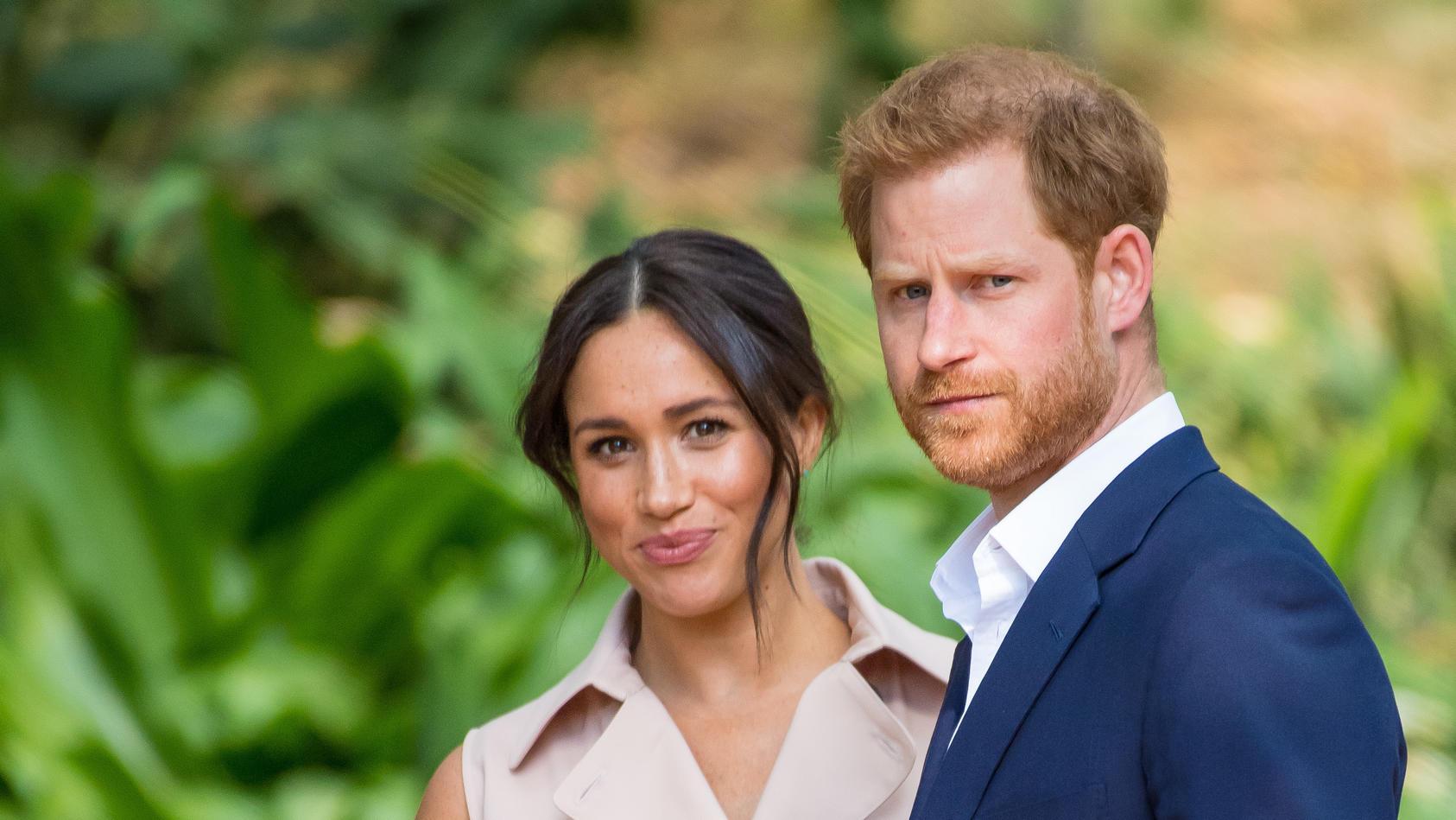 Herzogin Meghan und Prinz Harry sind seit 2 Jahren verheiratet - was wohl die Zukunft bringt?