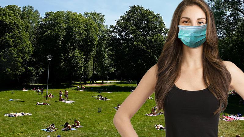 Die Zahl der Neuinfektionen geht deutlich zurück.