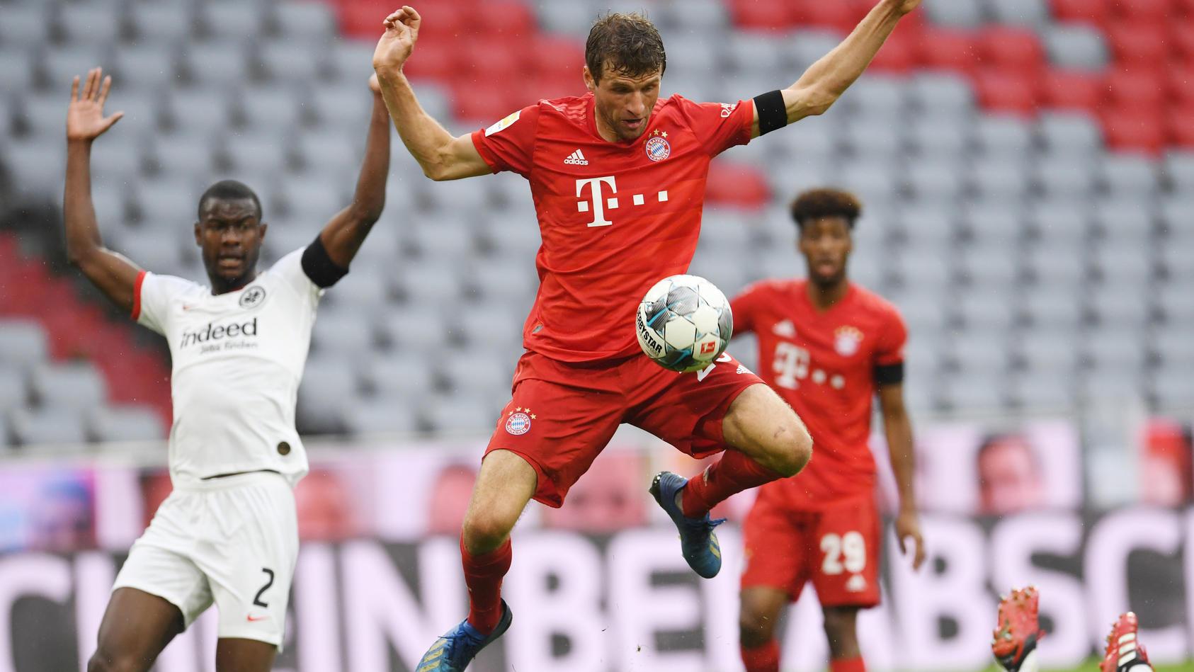 FC Bayern München - Eintracht Frankfurt