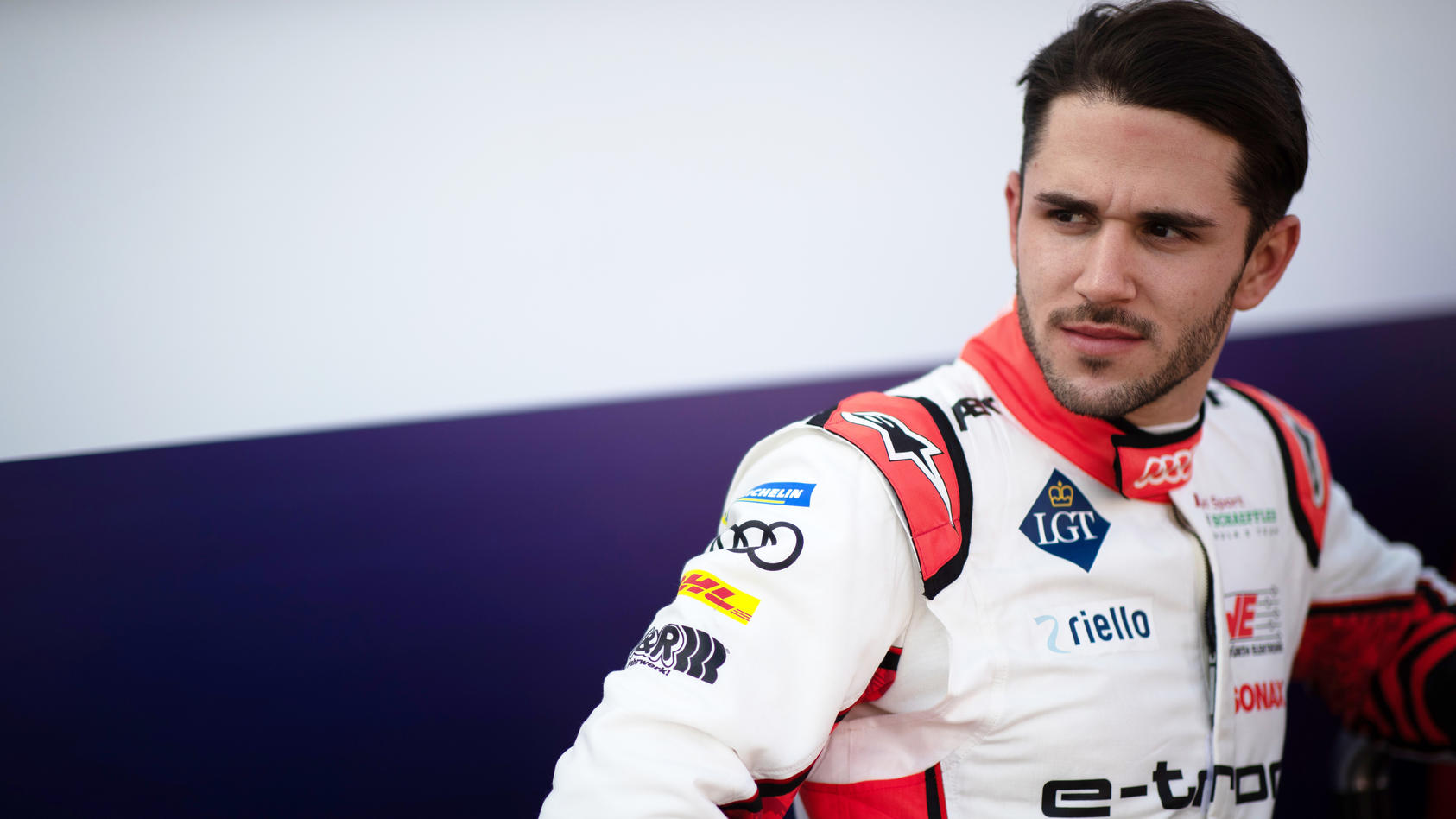 Formel-E-Pilot Daniel Abt