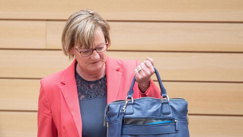 Edith Sitzmann (Bündnis 90/Die Grünen), Finanzministerin von Baden-Württemberg. Foto: Marijan Murat/dpa/Archivbild