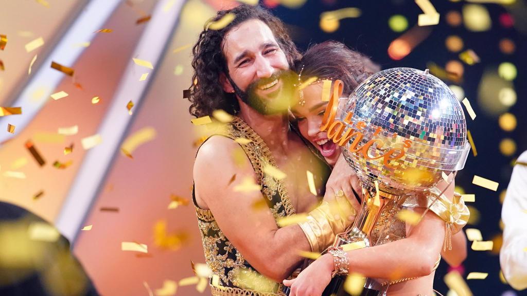 Im Finale 2020 regnete es für Lili Paul-Roncalli Gold.