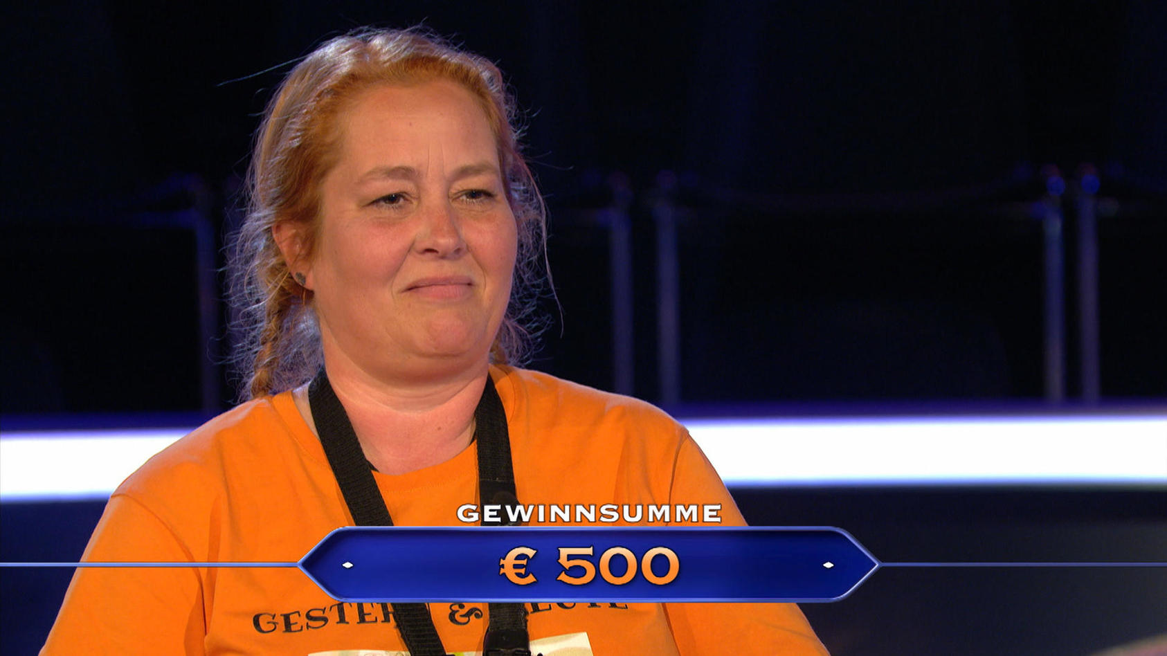 """Wer wird Millionär?""-Kandidatin Marita Fletzorek"