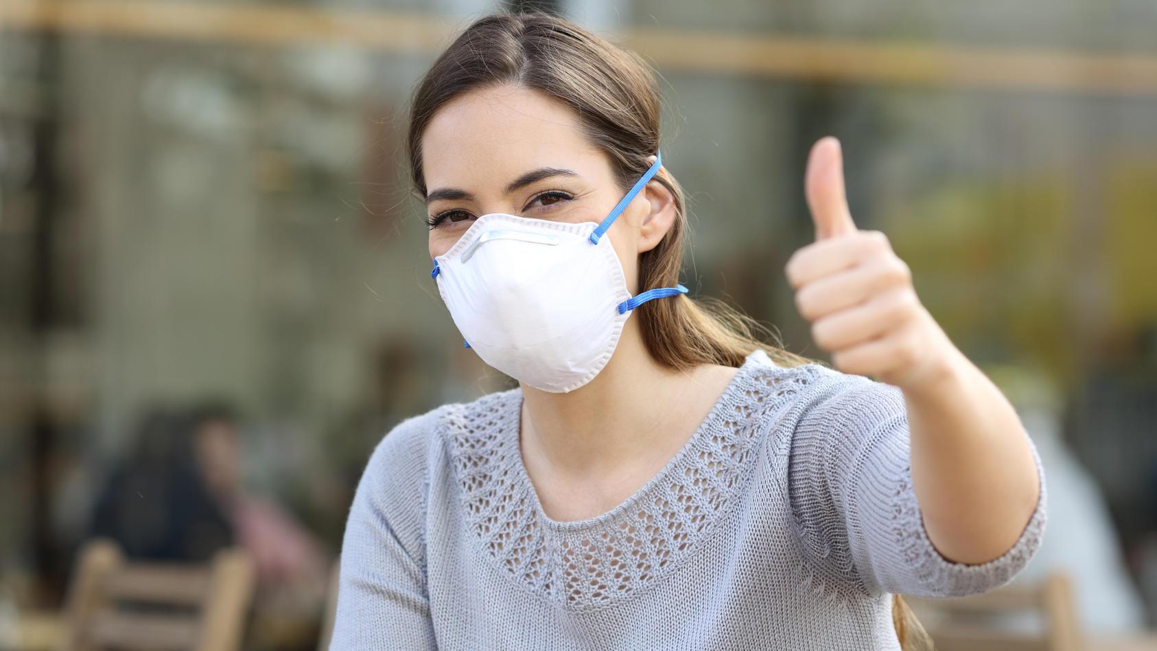 In manchen Bundesländern heißt es bereits: Daumen hoch, was die Zahlen der Neuinfektionen angeht.