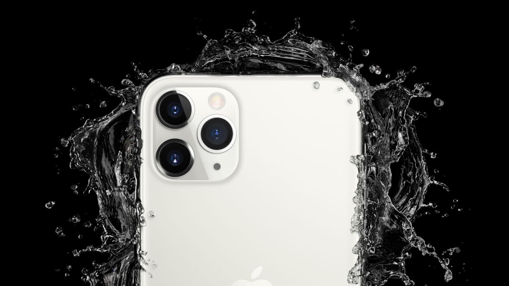 iPhone 11 Pro Max mit unlimitiertem Datenvolumen.