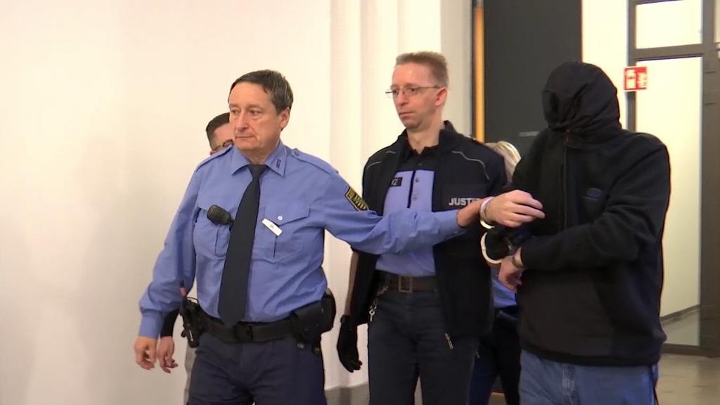 Laurent F. hat seine Kinder getötet, wegen Mordes verurteilt am Landgericht Dresden