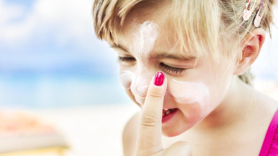 Besonders für zarte Kinderhaut ist der richtige UV-Schutz wichtig