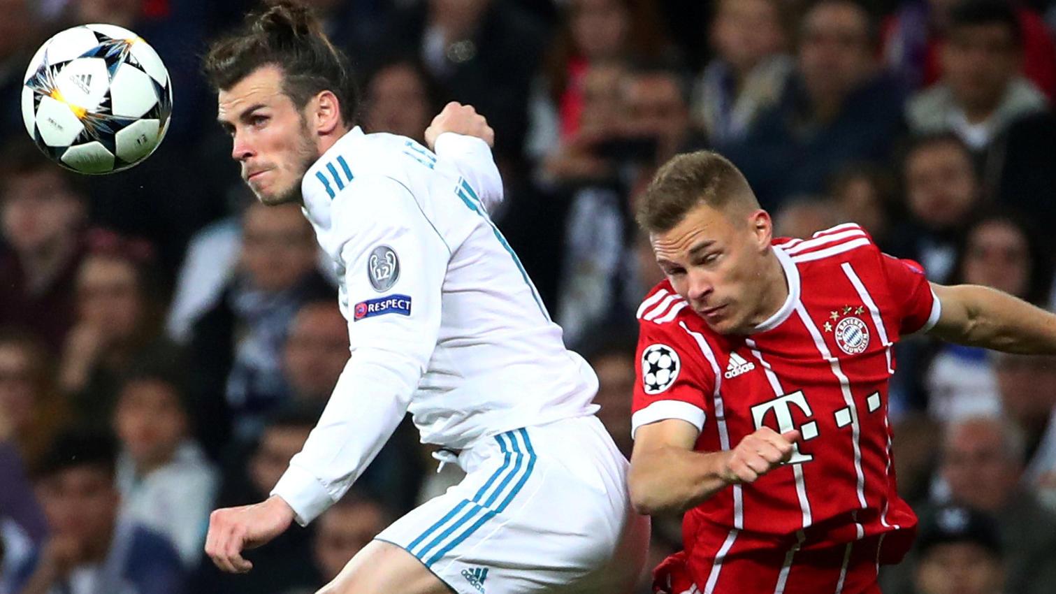 FILE PHOTO: Champions League Semi Final Second Leg - Real Madrid v Bayern Munich