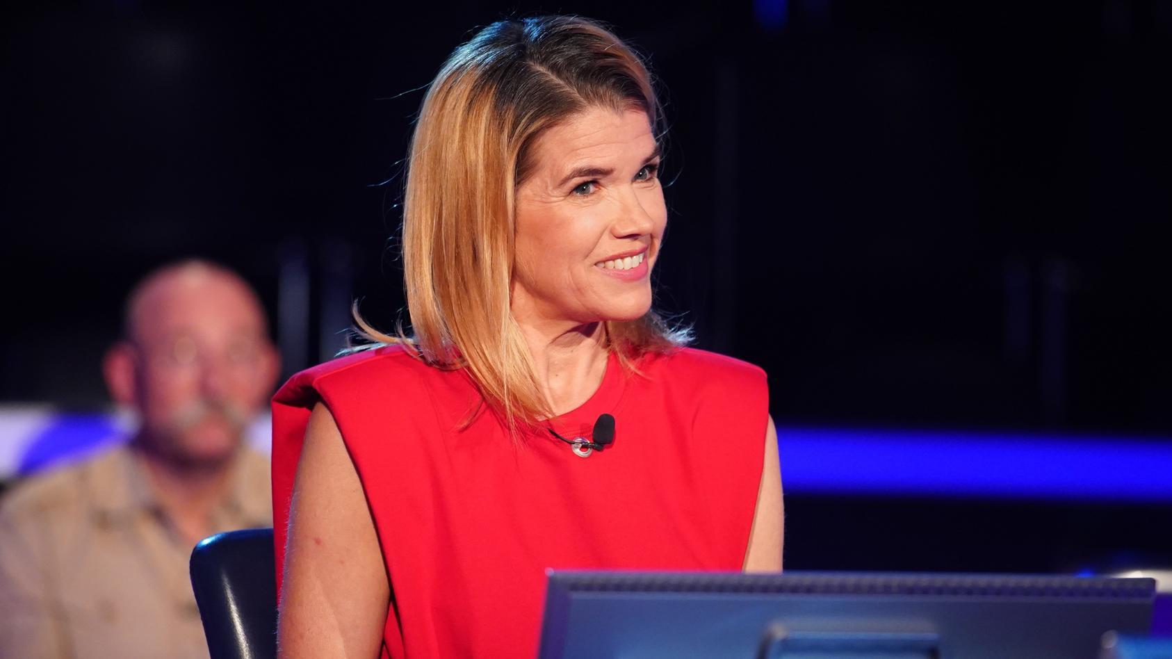 """""""Wer wird Millionär?""""-Promi-Kandidatin Anke Engelke geht auf Millionenjagd"""
