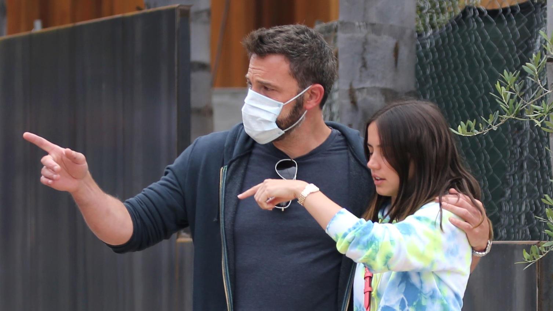 Ben Affleck und seine Freundin Ana de Armas bei ihrer Wohnungsbesichtigung in Venice Beach.