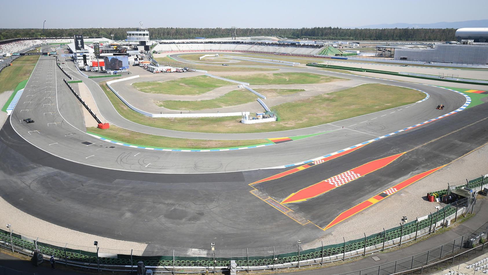 Hockenheimring - Formel 1