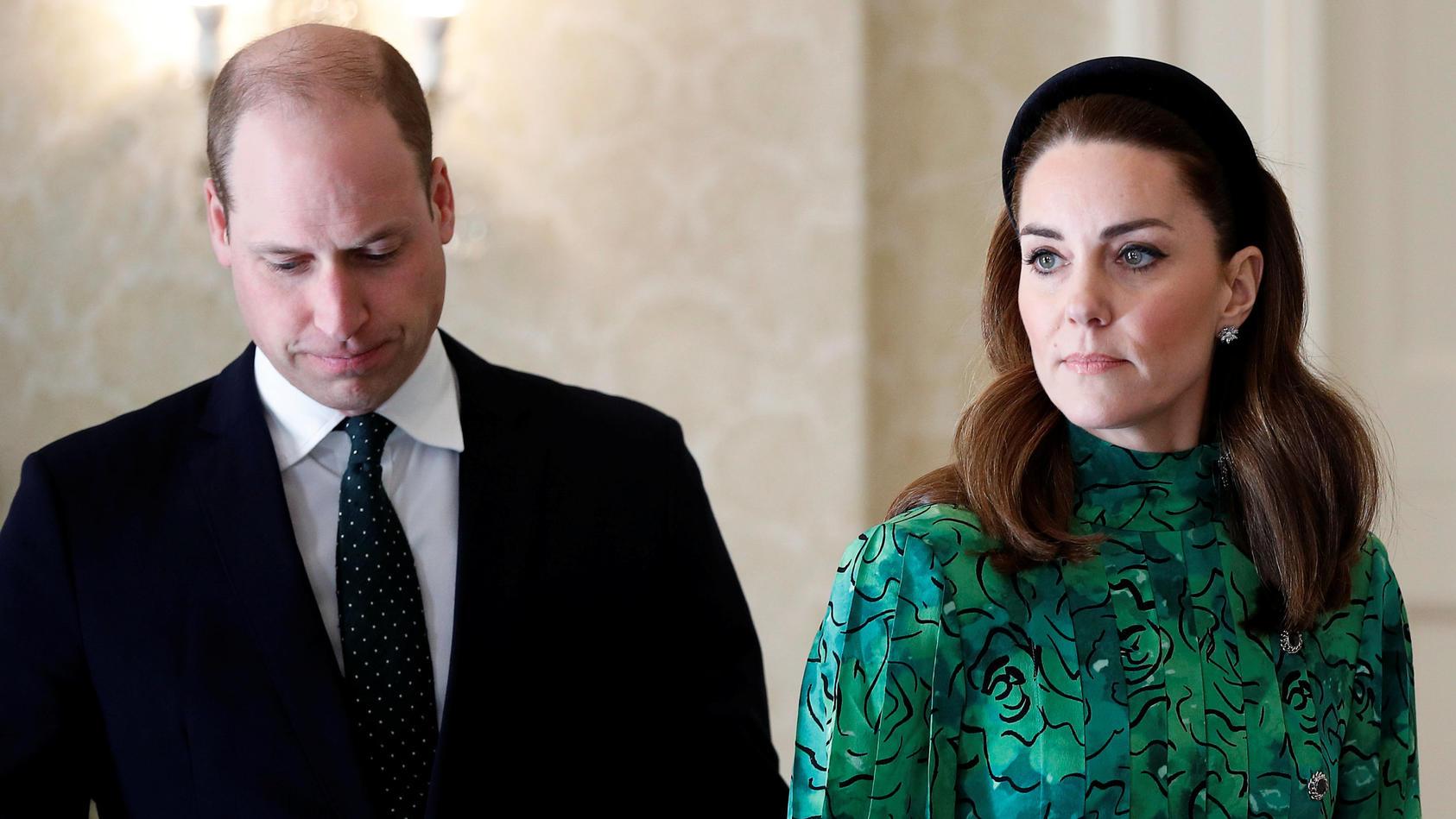 """Schluss mit Zurückhaltung: Prinz William und Herzogin Kate wollen das britische Klatsch-Magazin """"Tatler"""" verklagen."""