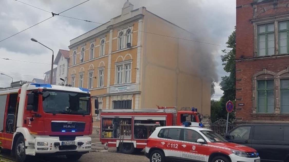 Freiwillige Feuerwehr Naumburg