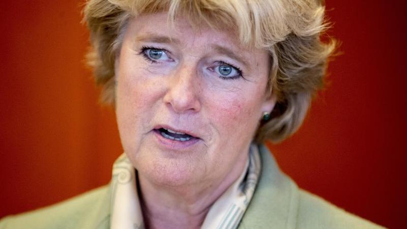 Kulturstaatsministerin Monika Grütters (CDU). Foto: Christoph Soeder/dpa/Archivbild