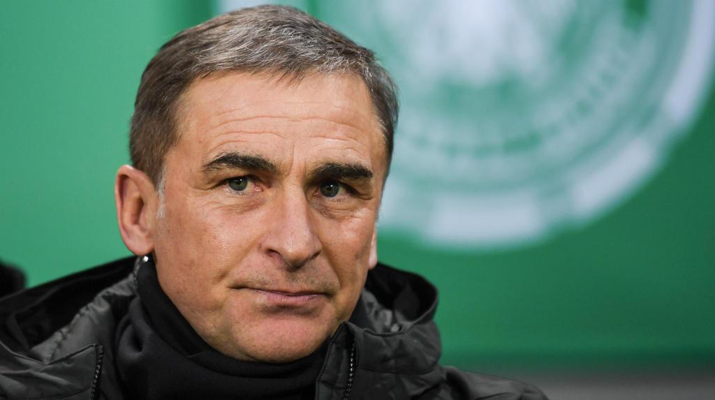 DFB Coach Stefan Kuntz