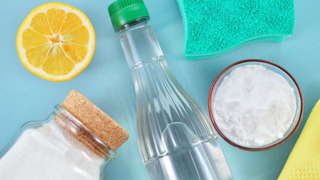 Essigessenz eignet sich gut zum Putzen