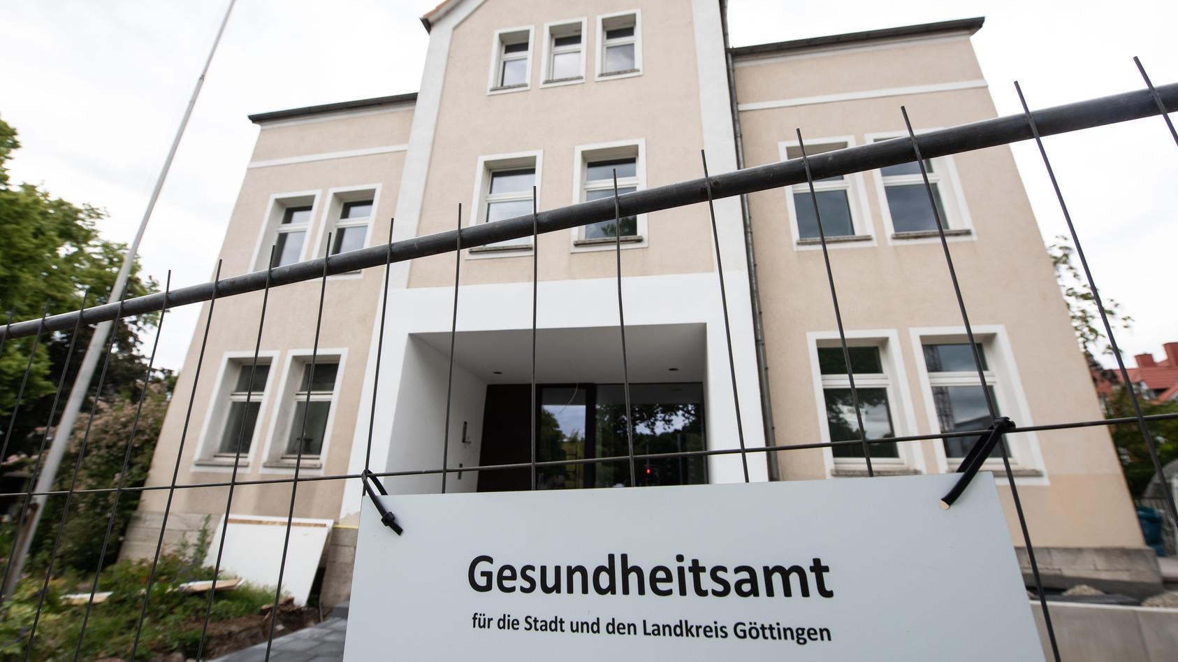 In Göttingen gab es einen größeren Corona-Ausbruch