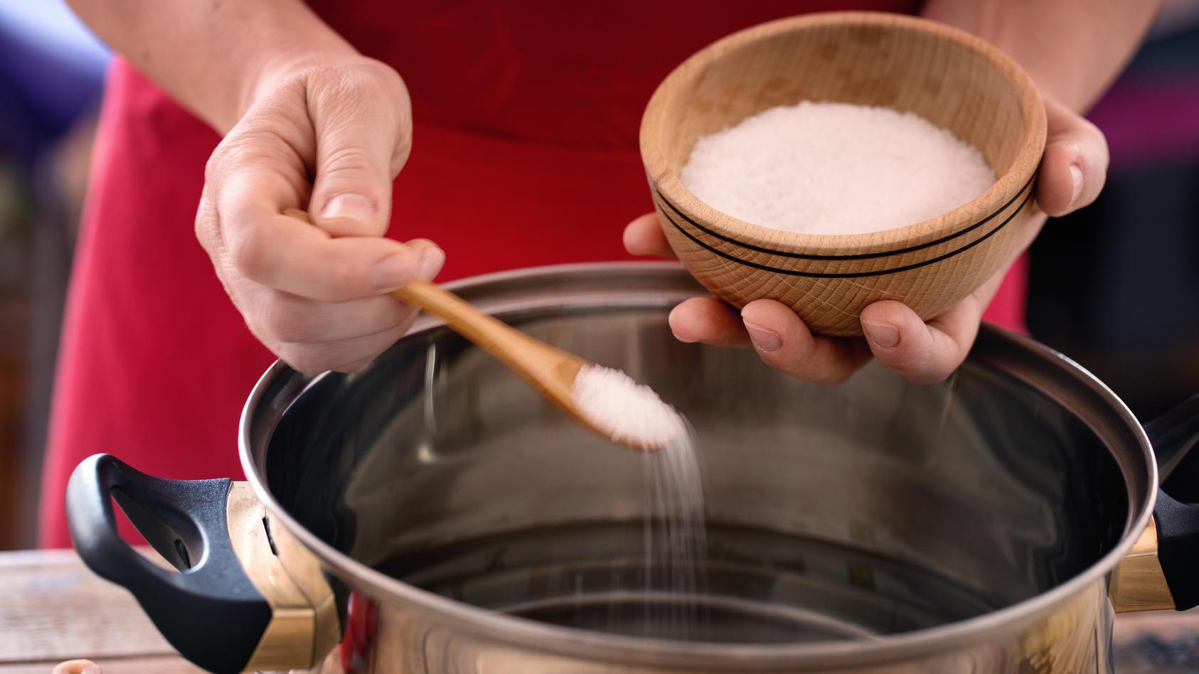 Salz ist bei Weitem nicht nur nützlich, um Ihrem Essen die richtige Würze zu geben.