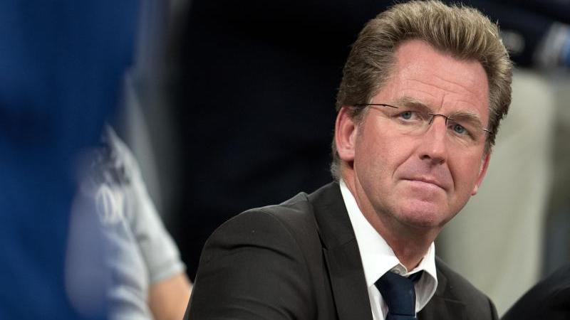 Stefan Holz, Geschäftsführer der Basketball Bundesliga GmbH (BBL). Foto: Nicolas Armer/dpa/Archivbild