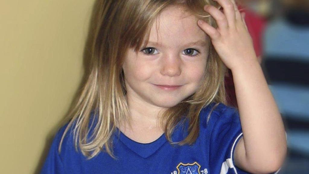 HANDOUT - 03.06.2020, ---: Die Britin Madeleine McCann lächelt auf einem undatierten Kinderfoto vor ihrem Verschwinden vor 13 Jahren. Im Fall des vor gut 13 Jahren inPortugal verschwundenen britischen Mädchens Madeleine «Maddie» McCann steht ein 43