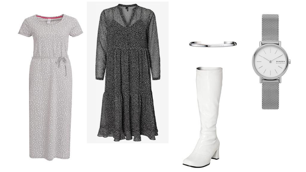 Gina Collection, Vero Moda, Buckle Shoes, Daniel Wellington, Skagen.