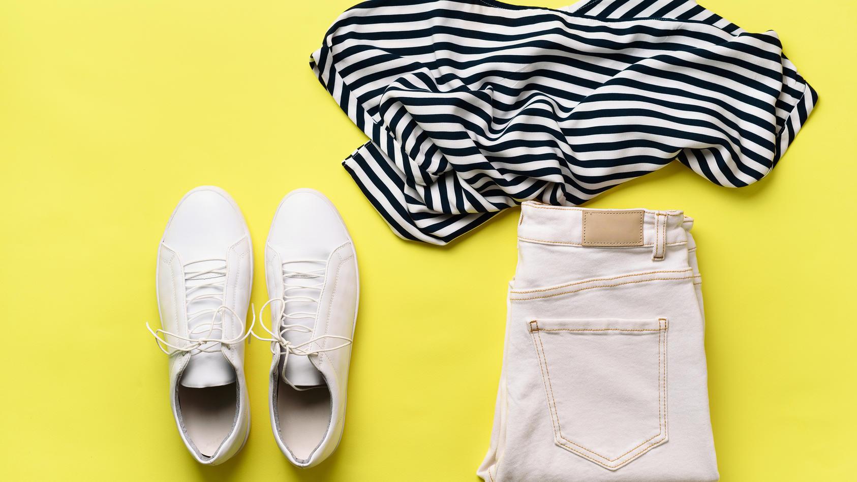 Die Kleiderschrank-Methode gegen Stress: Mit der Capsule Wardrobe wissen Sie immer, was Sie anziehen sollen.
