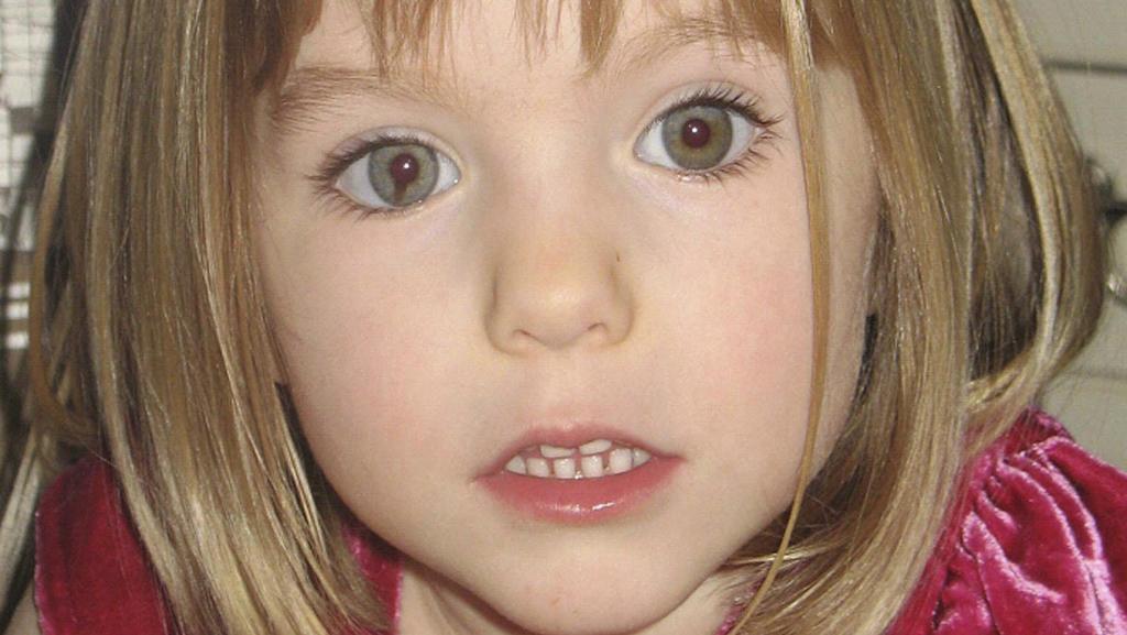 """HANDOUT - 03.06.2020, ---: Madeleine """"Maddie"""" McCann auf einem undatierten Kinderfoto vor ihrem Verschwinden 2007. Im Fall des vor gut 13 Jahren in Portugal verschwundenen britischen Mädchens Madeleine «Maddie» McCann steht ein 43 Jahre alter Deutsch"""