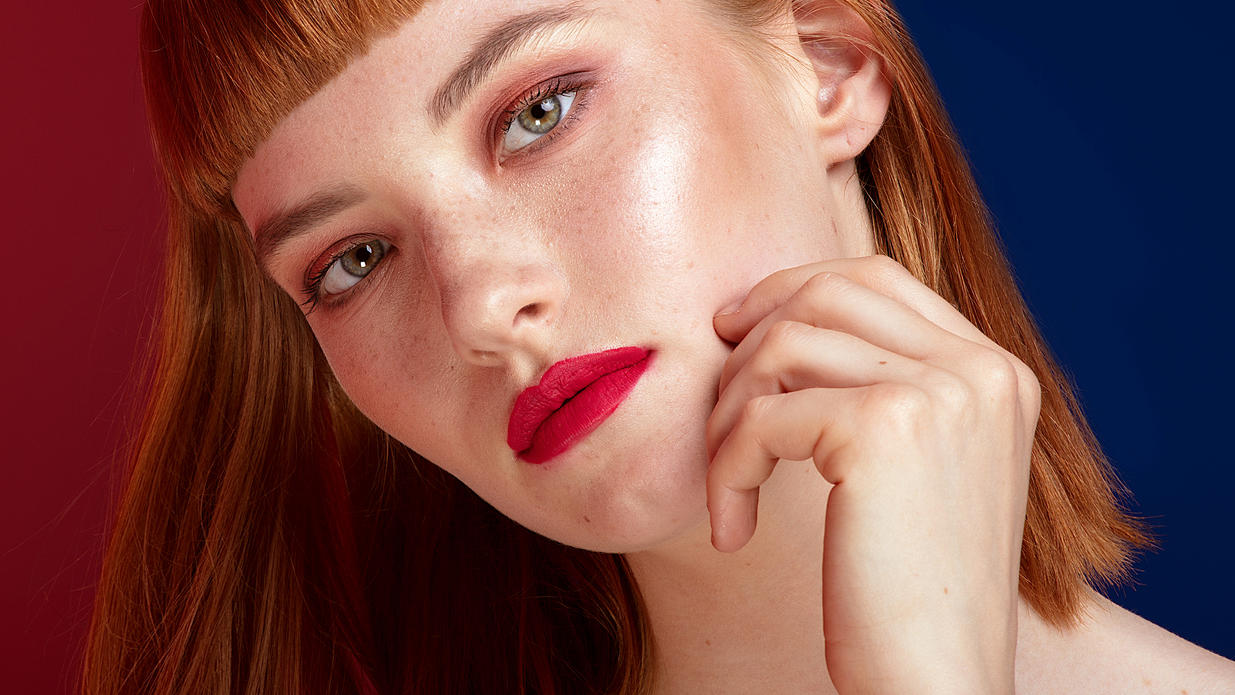 Rot bis Lila dürfen die Lippen im Sommer 2020 leuchten - Beerenfarben sind angesagt