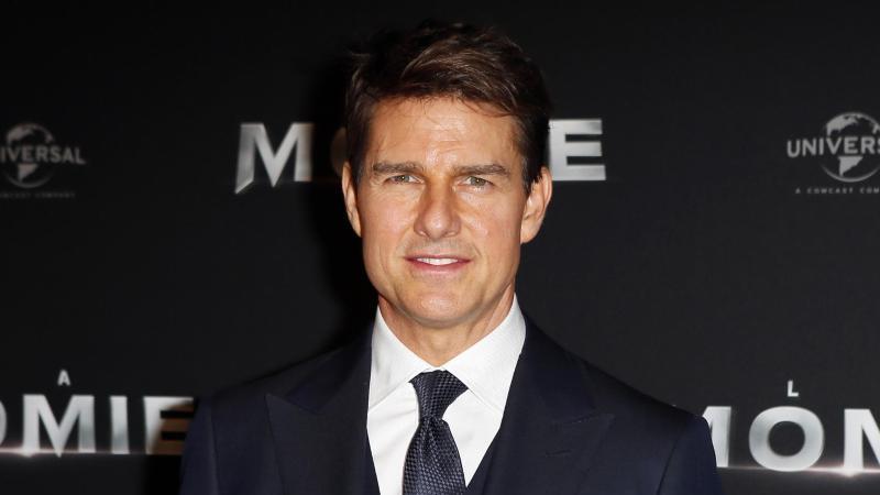 """Ein gutes halbes Jahr nach dem plötzlichen Drehstopp wegen der Coronavirus-Pandemie könnten die """"Mission: Impossible""""-Stars um Tom Cruise wieder vor die Kamera treten. Foto: Francois Mori/AP/dpa"""