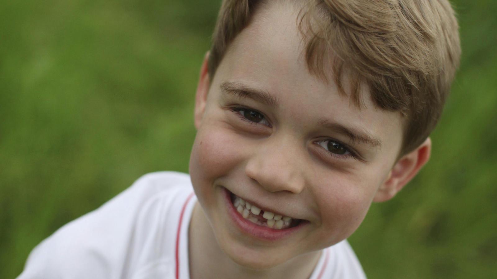 Prinz George wird am 22. Juli 2020 sieben Jahre alt.
