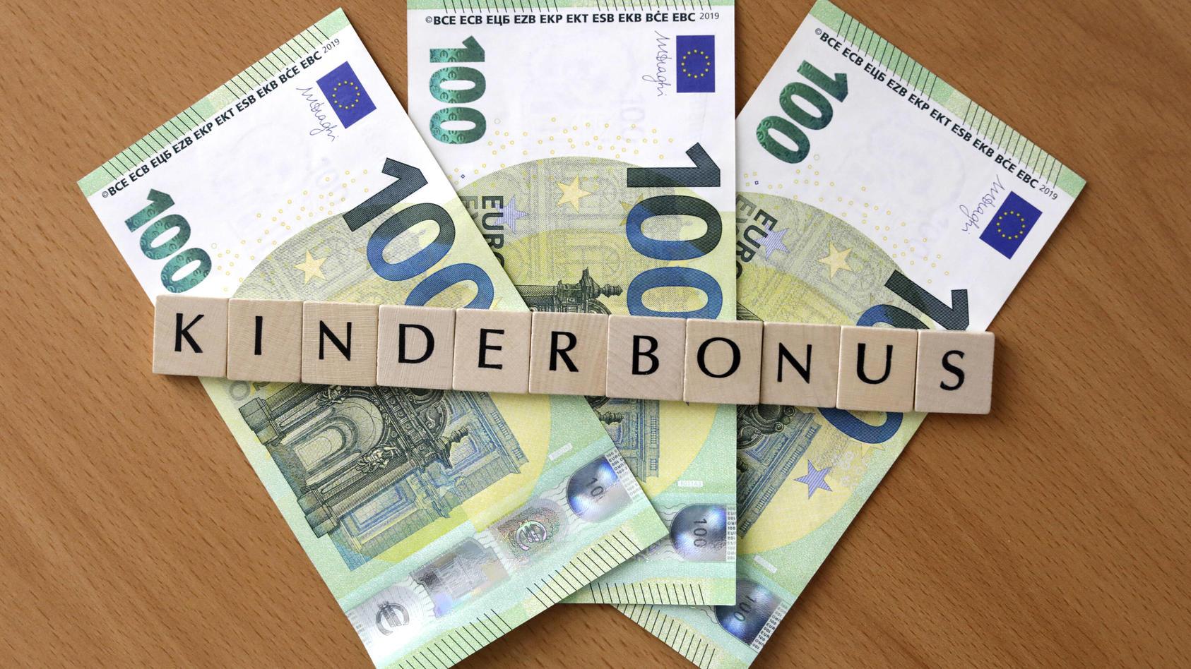 Wann 300 Euro Für Jedes Kind