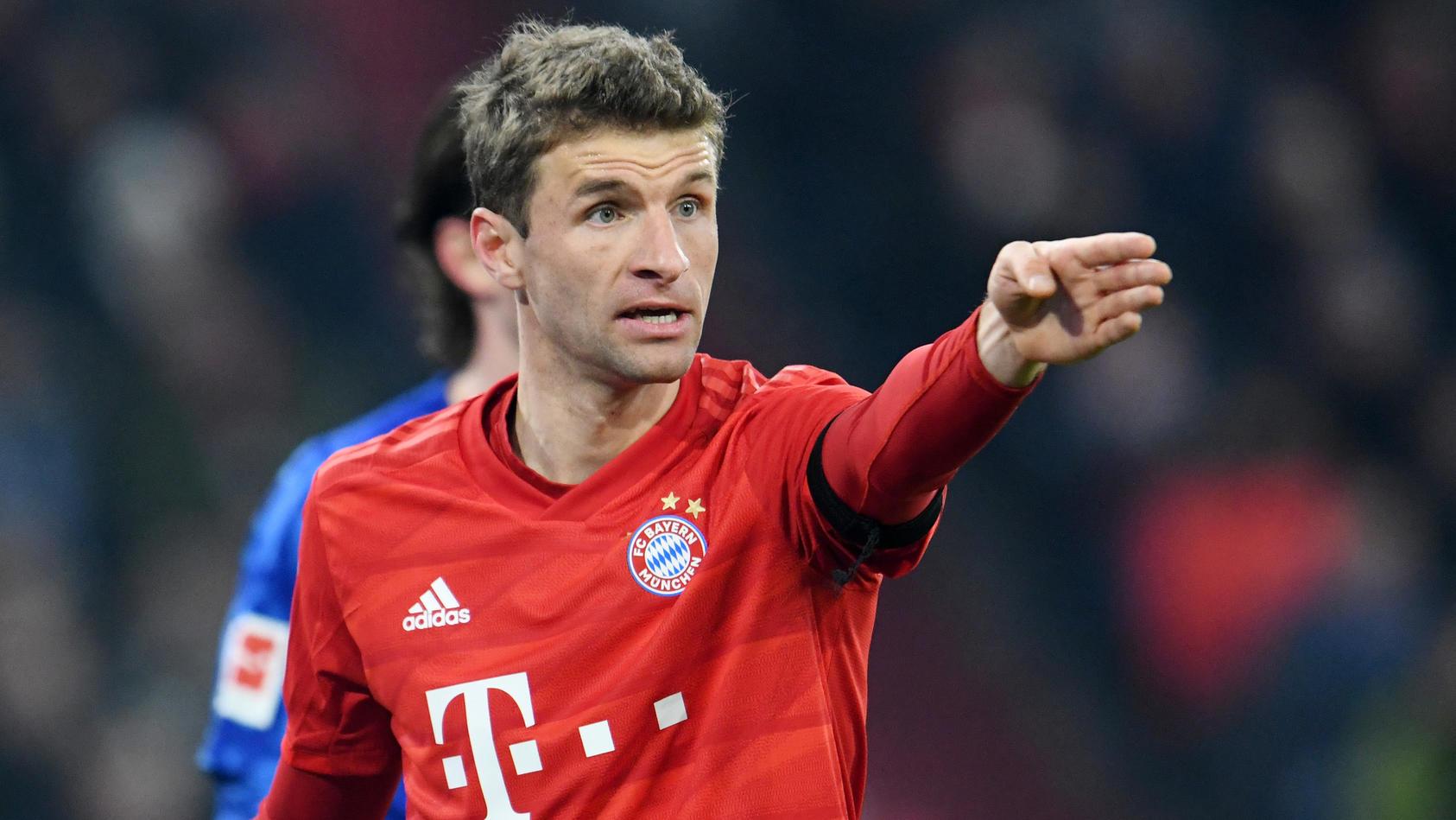 Thomas Müller zu Transfer-Aussage