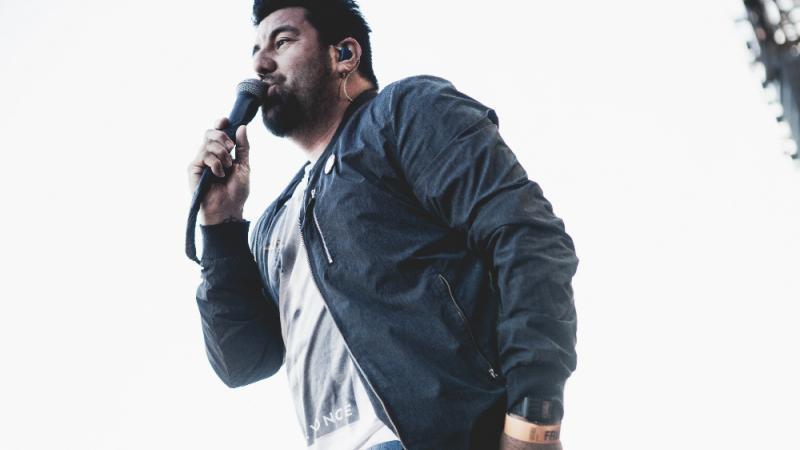 Deftones-Frontmann Chino Moreno