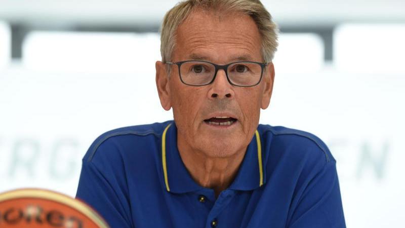 Hermann Schüller, Geschäftsführender Gesellschafter der EWE Baskets Oldenburg. Foto: Carmen Jaspersen/dpa/Archivbild