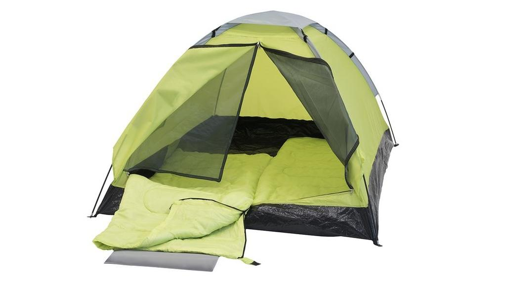 Camping-Set bei Lidl
