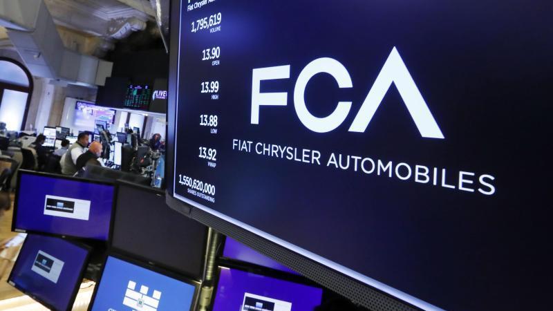 Die EU-Kommission will die geplante Megafusion des Autobauers Fiat Chrysler mit der Opel-Mutter PSA verschärft prüfen. Foto: Richard Drew/AP/dpa