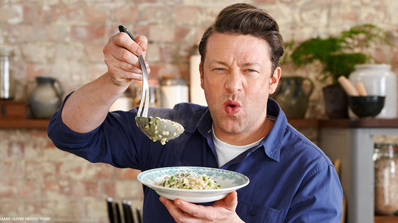 """Keep Cooking and Carry On"" - die neue Koch-Show von Jamie Oliver © Jamie Oliver Productions"