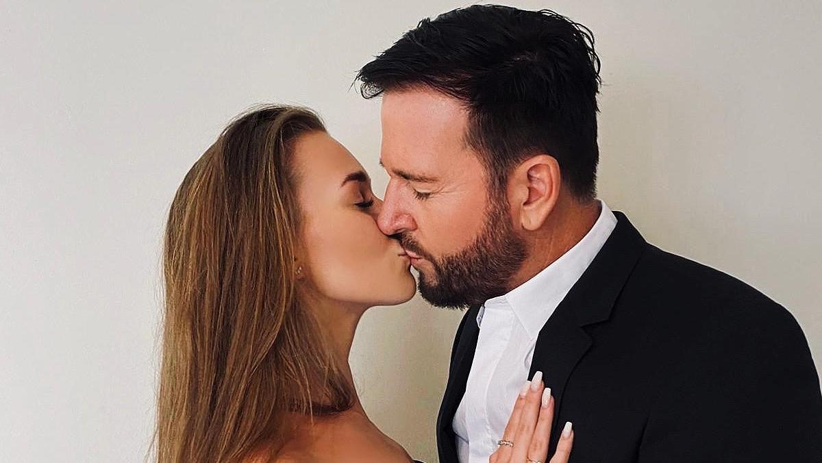 Michael Wendlers Und Lauras Traum Hochzeit Wird Verschoben