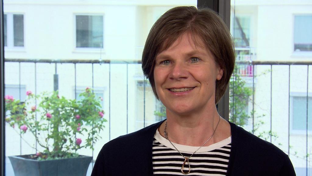 Virologin Prof. Dr. Ulrike Protzer
