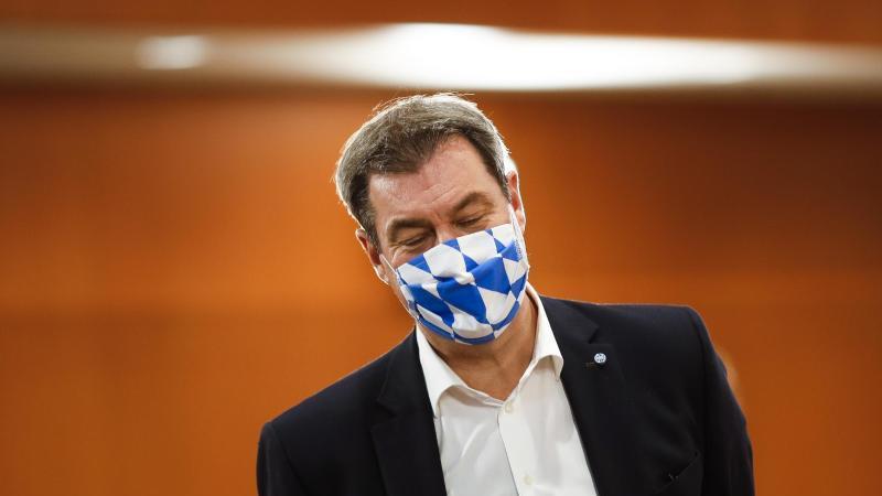 CSU-Chef Markus Söder (CSU). Foto: Markus Schreiber/AP-Pool/dpa/Archivbild
